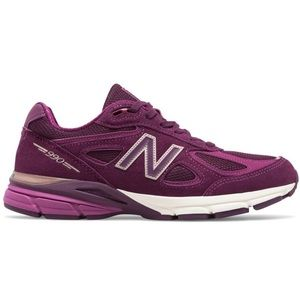 🆕 New Balance Women's 990v4 Running - Mulberry